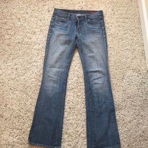 Citizens of humanity kelly jeans size 27